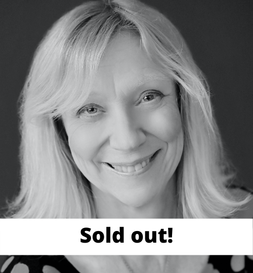 Sold out workshop with Mandy Hager